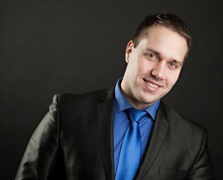 Nerijus Stankus - vestuvių vedėjas ir organizatorius