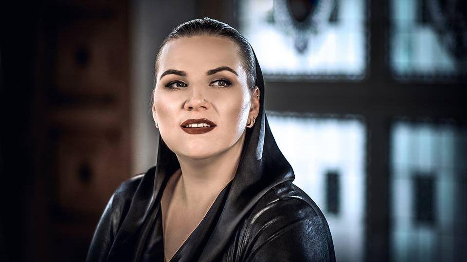 Dainininke Rasa Doniela